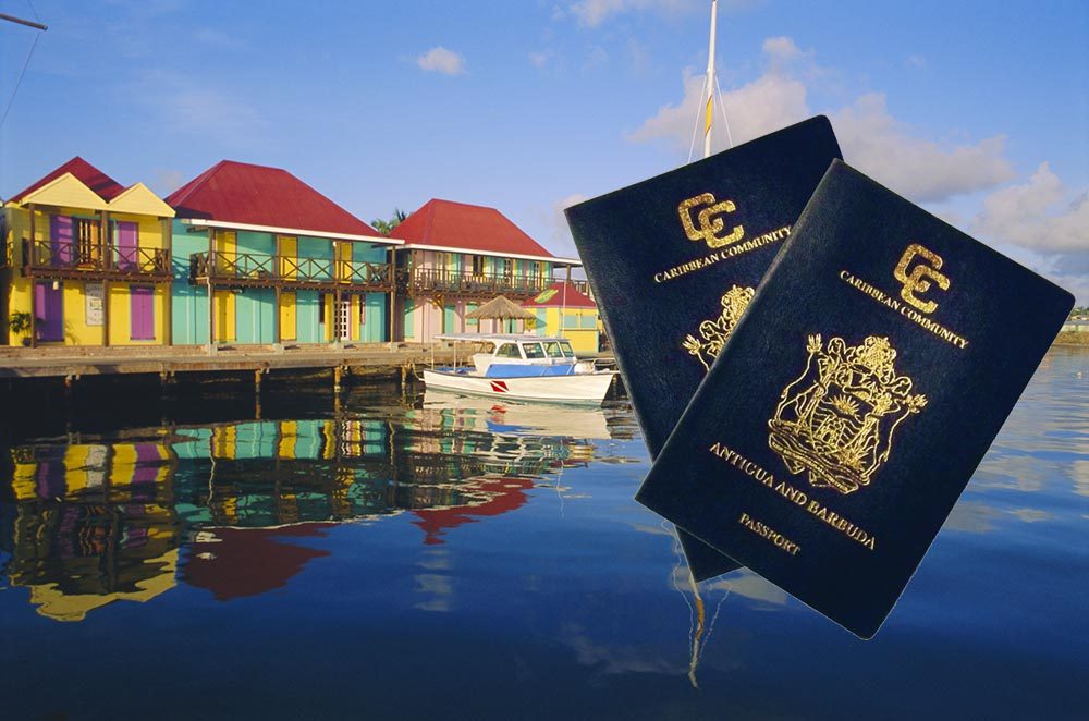 Antigua & Barbuda Citizenship by Investment